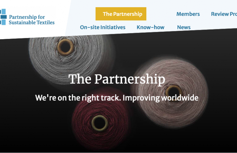 The German Partnership for Sustainable Textiles