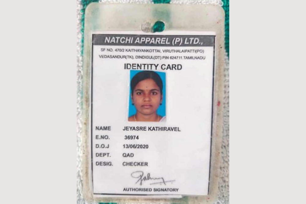 Mord an einer Arbeiterin zeigt erneut die strukturelle Gewalt in Indiens Fabriken